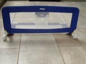 Toddler bed guard, £5 used when our grandchildren were getting used to a bed £5