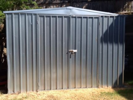 Geelong garden sheds farm sheds workshops carports for Garden shed bunnings