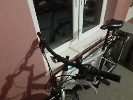 """Dawes windermere mens hybrid bike frame size 19 """""""