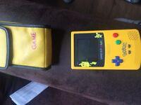 Game boy colour Pokemon limited edition