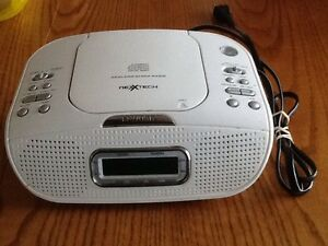 CD Alarm Clock radio
