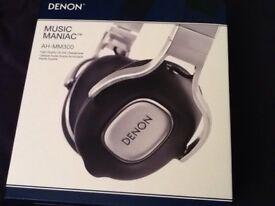 Denon AH-MM300 Headphones