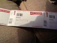 3x wicked tickets. Liverpool empire. 24th March. 7.30.