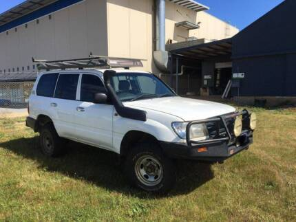Toyota Landcruiser 100 series 2003 Albany Albany Area Preview