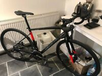 "SPECIALIZED - road bike E5 Diverge Sport 56"" - LIKE NEW"