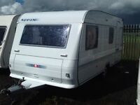 2007 adria altea 462ps /4 berth with awning