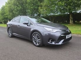 image for 2016 TOYOTA AVENSIS DIESEL SALOON 2.0 D-4D BUSINESS EDITION PLUS