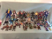 LARGE COLLECTION FIGURES £45.00