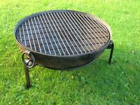 Fire Pit - wrought iron