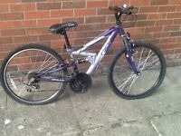 Boy's Apollo FS24 Mountain Bike