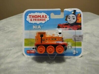 Thomas & Friends Adventures ⭐ NIA ⭐ Metal Train Engine Fisher Price ~NEW