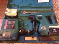 MAKITA BHR200 24V SDS HAMMER DRILL/BREAKER