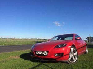 Mazda RX8 2004 Hobartville Hawkesbury Area Preview