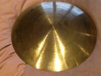 """Zildjian flat ride cymbal 20"""""""