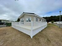 LUXURY PARK HOME LODGE ON THE COASTLINE - OPEN ALL YEAR - PET FRIENDLY