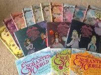 Tiara club, a Glitter academy and some Enid Blyton enchanted world books