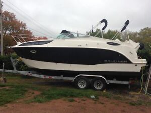 2011 Bayliner 255 with Trailer