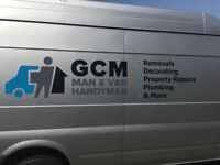 Man and van handyman