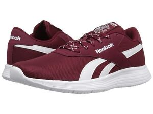 Reebok Men's shoes/sneakers/trainers - Burgundy (Size 9.5)