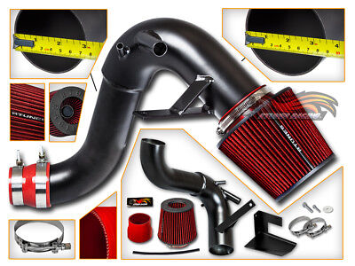 RTunes V2 Heat Shield Air Intake Kit +Filter For 2011-2015 Optima 2.0L Turbo