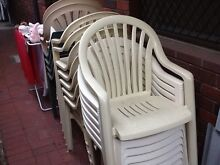 20 outdoor chairs free Booragoon Melville Area Preview