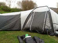 Tent ...8-12 man