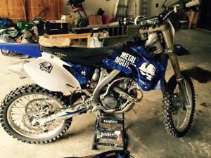2009 yz250f for sale