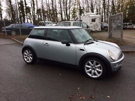 BMW mini one 1.6 petrol