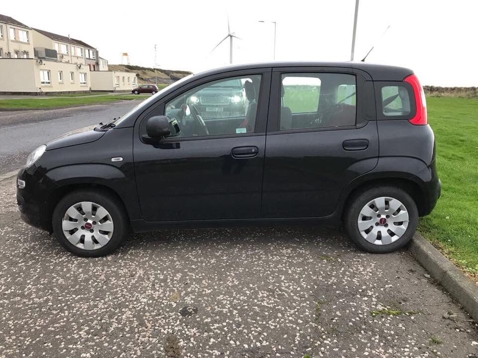 Fiat Panda Pop 1.2 Black - one owner