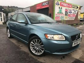 **6 MONTHS WARRANTY** VOLVO S40 SE LUXURY 2.0 D (2008) - CLEAN CONDITION - F.S.H - HPI CLEAR!