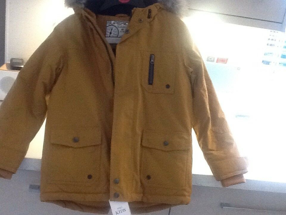 M and s boys jacket