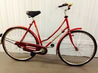 Raleigh Classic city bike Fully Serviced Excellent used Condition
