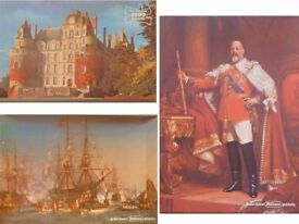 3 quality Jigsaw puzzles ~ would sell separately if required