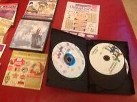card / scrapbooking CDs