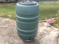 Water butt 200 litres approx by Sankey