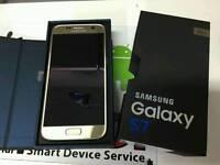 Galaxy S7 Gold Unlocked