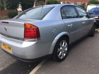 vauxhall vectra long mot drives nice automatic leather