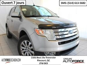2008 Ford Edge Limited AWD TOIT PANO CUIR MAGS TOUTE EQUIPE