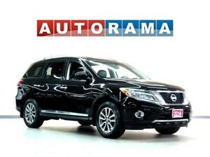 2014 Nissan Pathfinder SL Tech Pkg 4WD Navigation Leather Backup