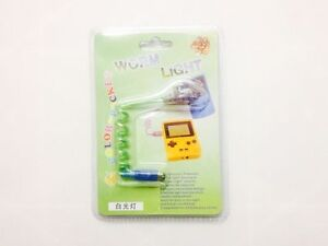 NEW Worm Light for Nintendo Game Boy Color Pocket GBC LED WormLight SHIPS FAST!