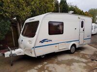 2007 Bailey Ranger 460/2 2 berth caravan Awning, VGC, light to tow, Bargain !