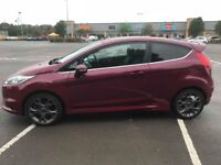 2011 Ford Fiesta Zetec With Full Service History / Long Mot / Very Low Milage / Mint Car