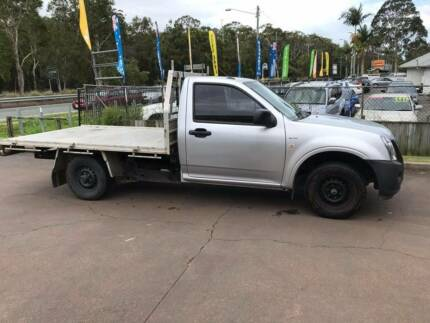 2007 Holden Rodeo Ute - 4 Cyl - Manual - 3 Seats - Driveaway