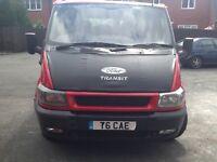 Transit tourneo 8 seater 2.0l diesel great van