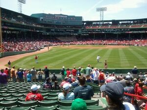 Boston Red Sox vs New York Yankees 7/21/13 Fenway Park