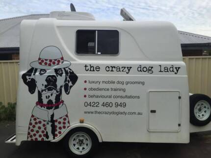 MOBILE DOG GROOMING BUSINESS FOR SALE (NON-FRANCHISE) West Perth Perth City Preview