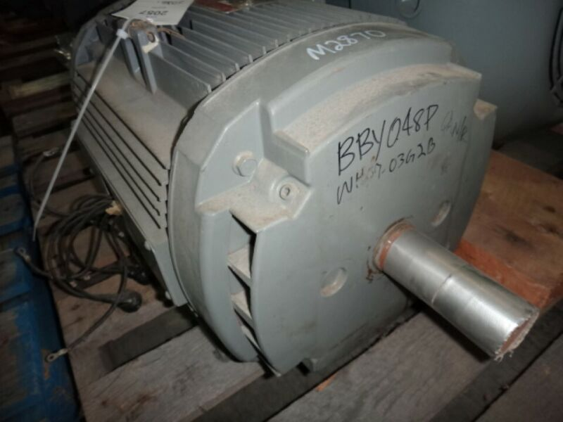 General Electric 20 HP 3545 RPM 254T Frame Electric Motor