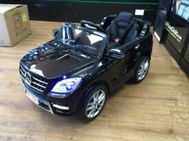 MERCEDES GL KIDS RIDE ON ELECTRIC REMOTE CONTROL CAR AGES 3 TO 5