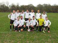 Ealing/West London Football Team looking for goalkeeper