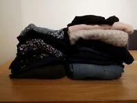 Bundle of Womens clothes size 12/14/M